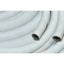 Odourless hose for waste waters