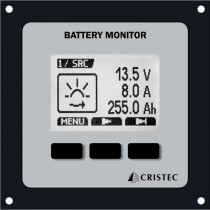 Digital battery monitor II