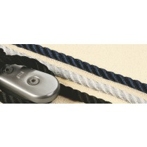 3-plait multifilament polypro mooring line