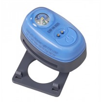 60833  W3 flashlight with fixing clip