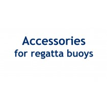 Accessories for regatta buoys