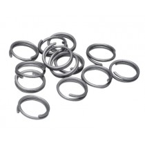 St. steel rings