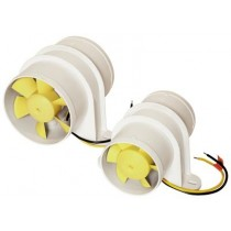 YellowTail in-line blower, continuous duty