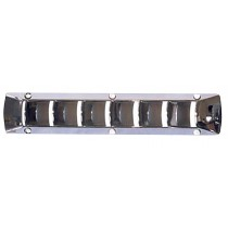 ABS louvered vents