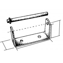 Roller brackets (without spindle)