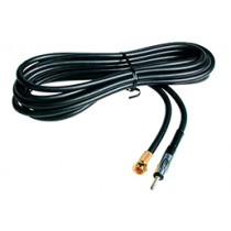 Extension cable for AM/FM antenna