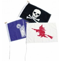 Novelty flags