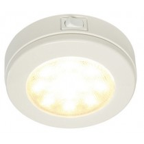 LED downlight with switch