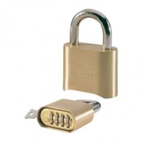 Set-your-own combination padlocks