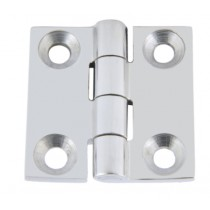 Invisible 316 st. steel hinges
