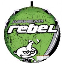 Rebel round towable tube pack