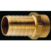 Straight hose male connector