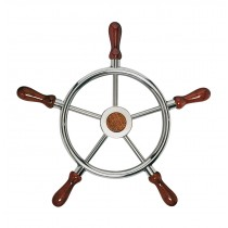 Traditionnal steering wheel