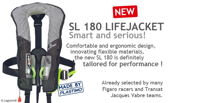 Launch of SL 180 Lifejacket : Smart and Serious