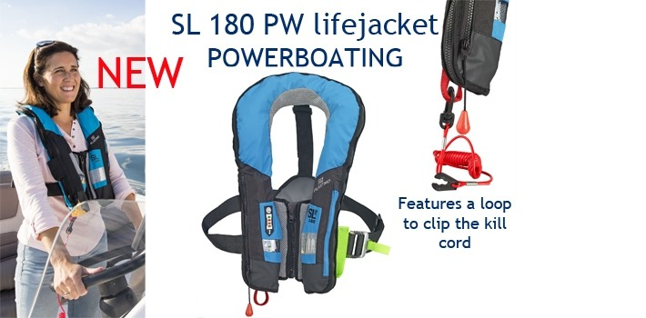 NEW ! SL 180 PW lifejacket