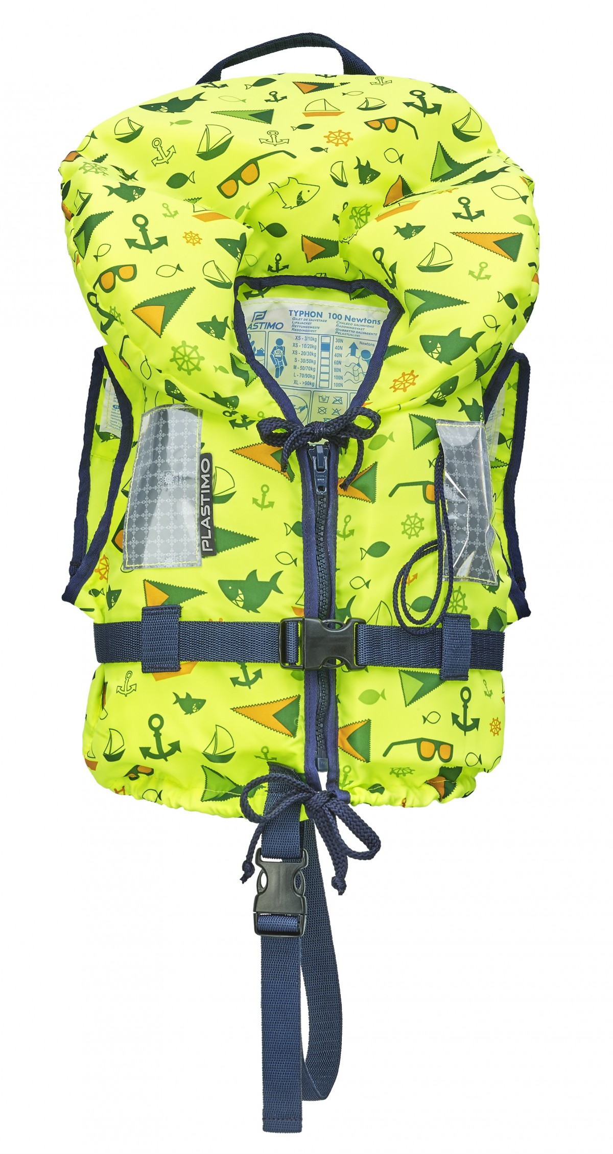 Typhoon Junior lifejacket