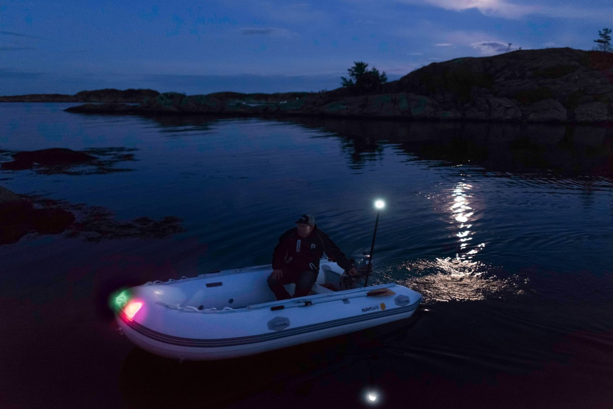 Navilight Pack For Rib Inflatable Tender Navi Light