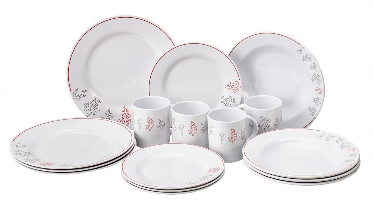 Crockery Coral reef