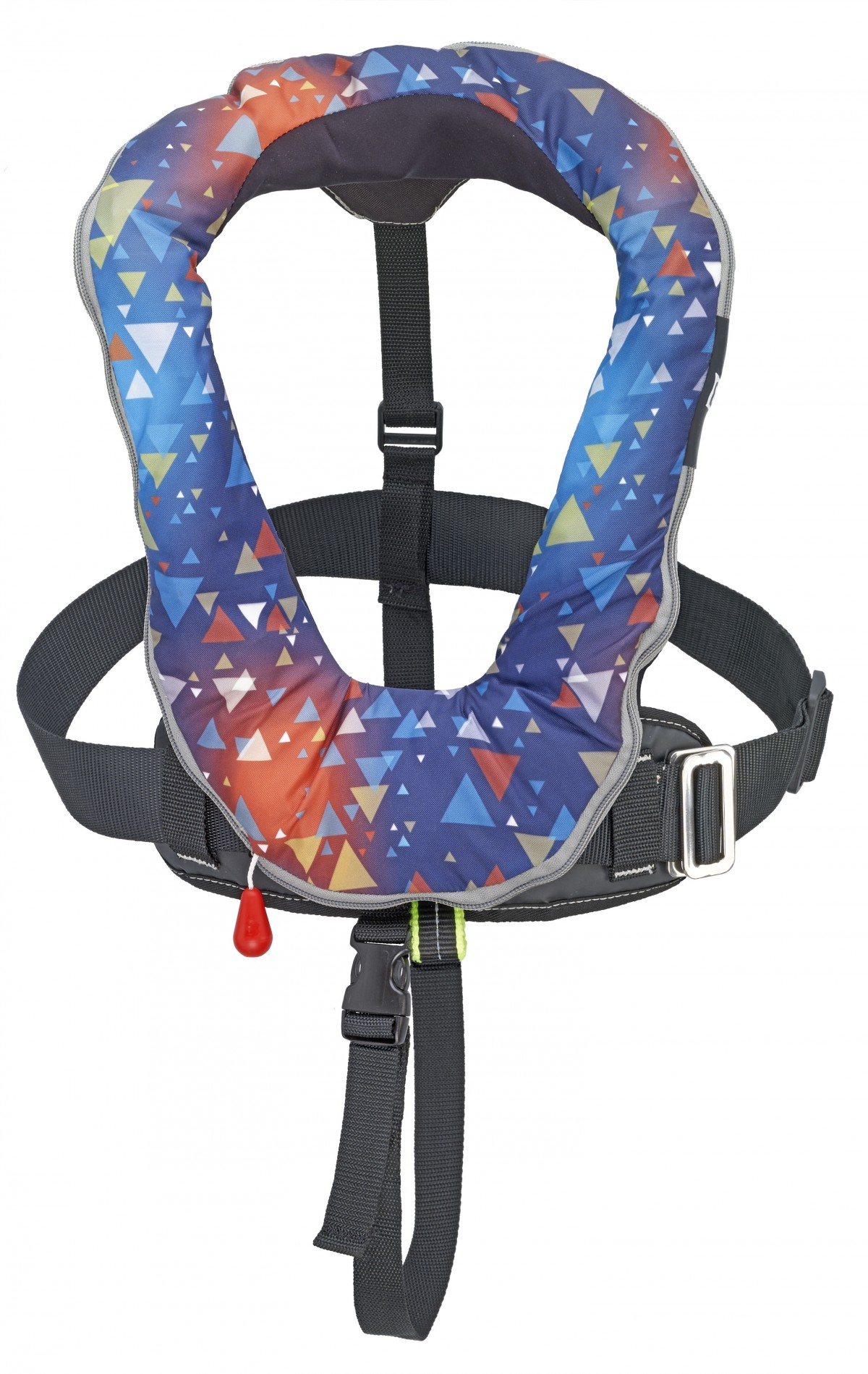 EVO-j  Junior lifejacket - Blue pattern design