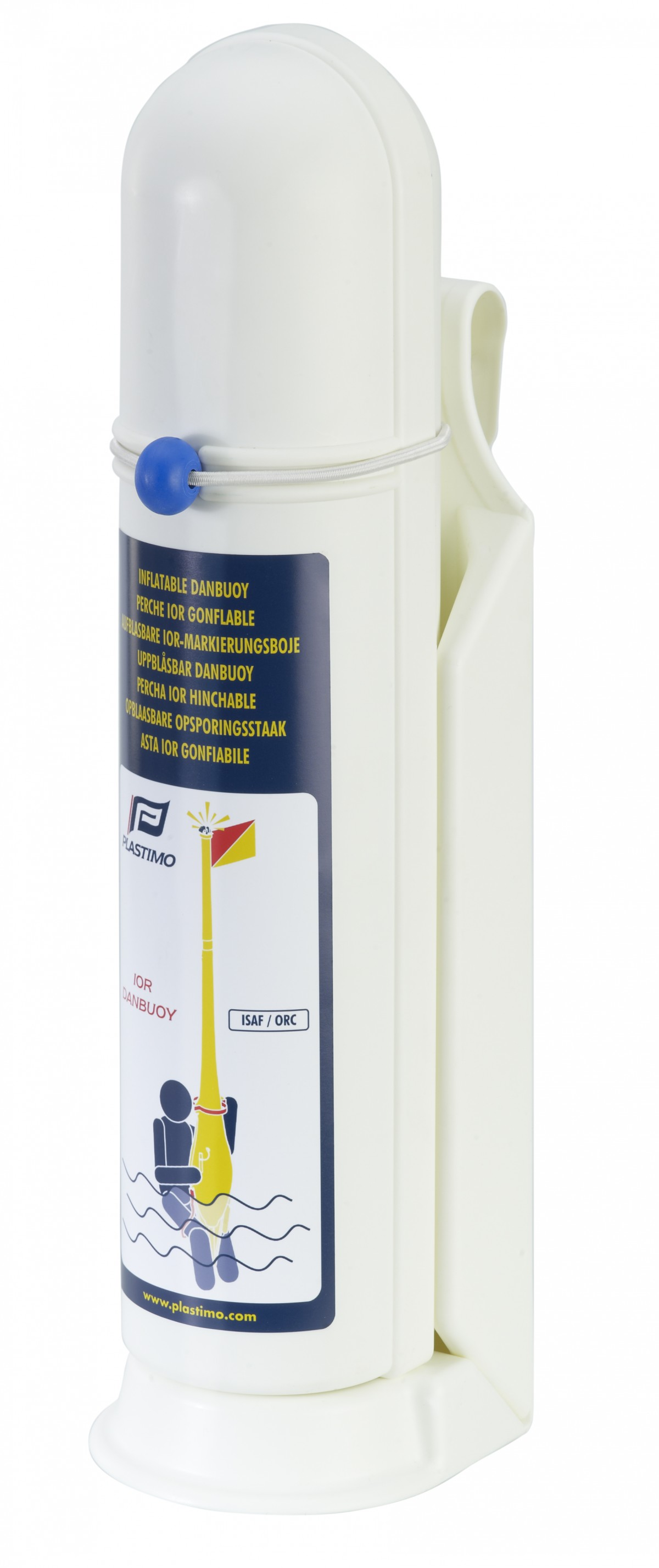 White canister 61073