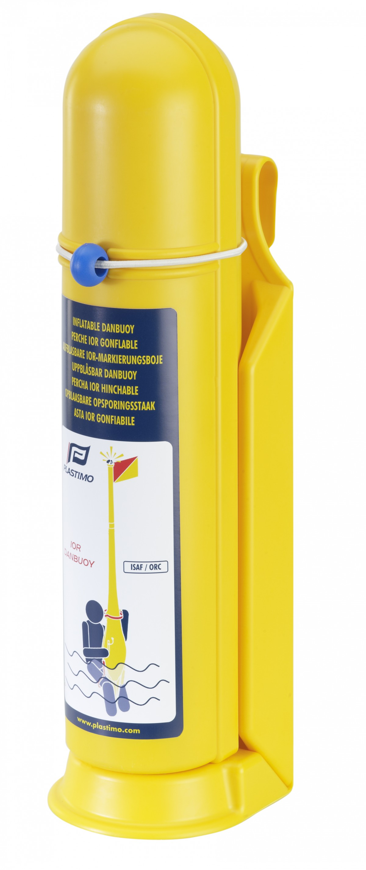 Yellow canister 63455