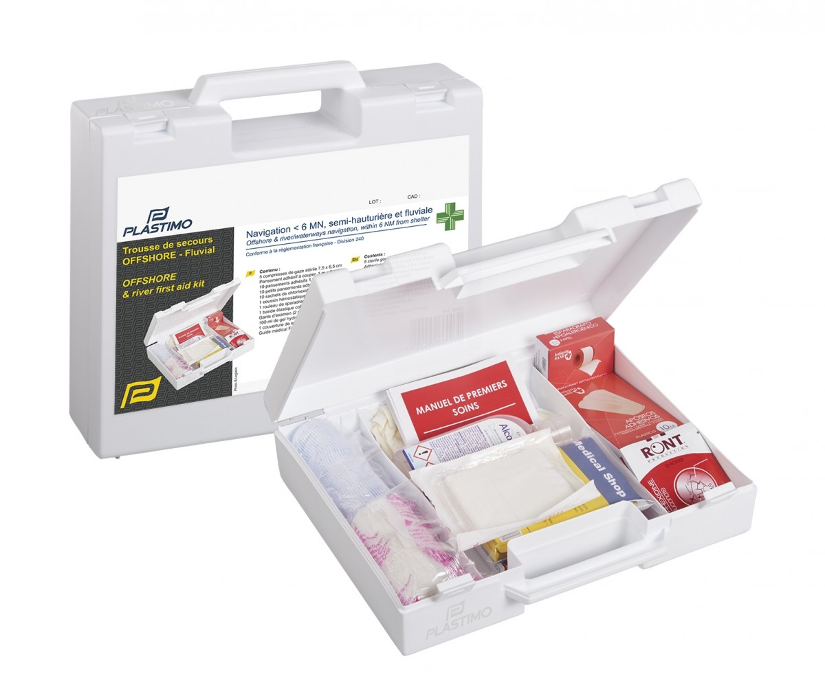 First aid kits | Plastimo, happy boating to you