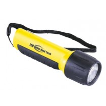 4-LED waterproof torch