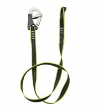 St. steel safety hook tethers