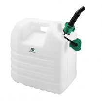 Jerrycan with spout