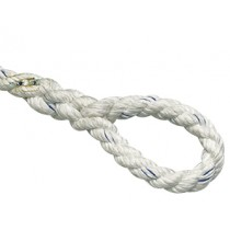 3-strand polyester mooring lines
