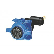 Electric diaphragm pump, for bilge, livewell and waste waters
