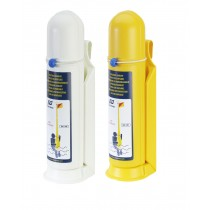 White or yellow canister alone for inflatable IOR dan buoy
