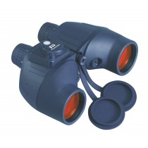 7 x 50 binoculars with built-in compass