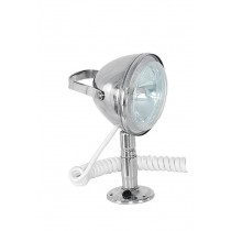 St. steel removable searchlight