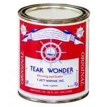 Teak Wonder Dressing-Sealer - Wood maintenance