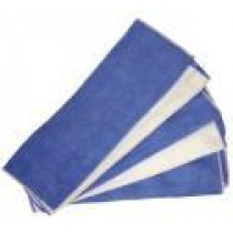 Terry microfibre towels