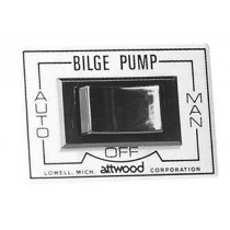 Bilge pump switch 12 V