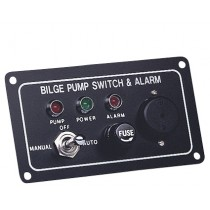 12 V bilge pump alarm switch