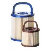 Replacement filter elements