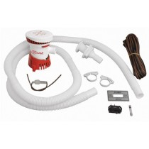 Bilge pump installation kit
