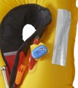 62058 - Flashlight mounted on lifejacket oral tube