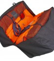 2 mesh compartments inside for lifejackets
