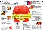 Choosing your liferaft